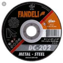 Disco de Corte Metal
